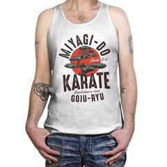 Miyago-Do Karate - Tanktop - Tanktop - RIPT Apparel