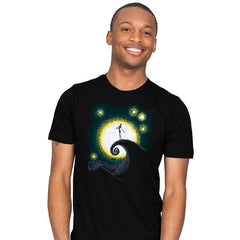 Starry Nightmare - Mens - T-Shirts - RIPT Apparel