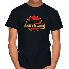 Jurassic Jaws - Mens - T-Shirts - RIPT Apparel