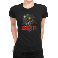 Iron Fett Exclusive - Womens Premium - T-Shirts - RIPT Apparel