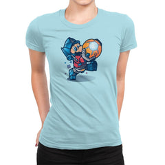 Mario Prime Exclusive - Womens Premium - T-Shirts - RIPT Apparel
