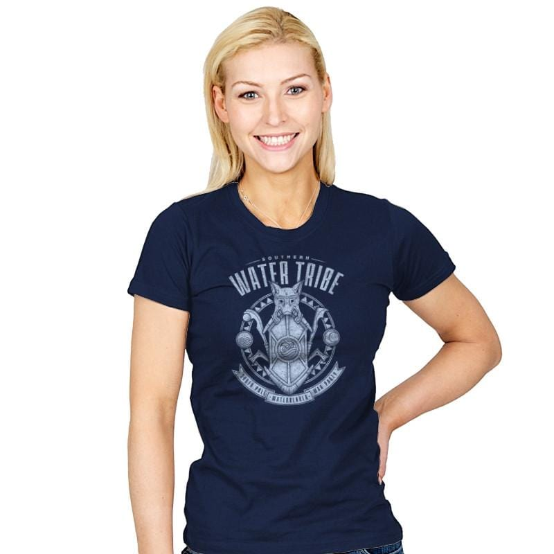 Water is Benevolent Reprint - Womens - T-Shirts - RIPT Apparel