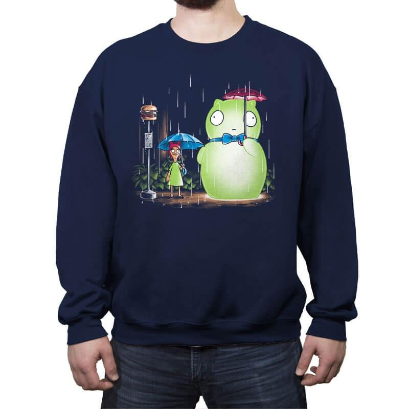 My Neighbor Kuchi Kopi - Crew Neck Sweatshirt - Crew Neck Sweatshirt - RIPT Apparel