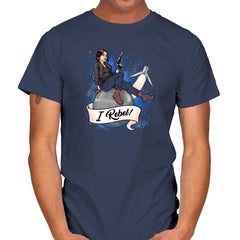 I Rebel! Exclusive - Mens - T-Shirts - RIPT Apparel