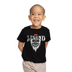 The Legend - Youth - T-Shirts - RIPT Apparel