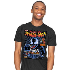 Symbi-Oats - Best Seller - Mens - T-Shirts - RIPT Apparel