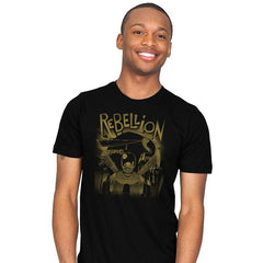 Rebellion - Mens - T-Shirts - RIPT Apparel