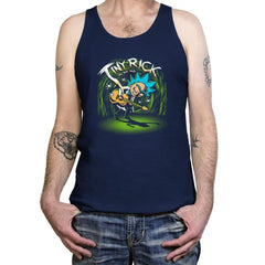 Tiny VS The Old - Tanktop - Tanktop - RIPT Apparel