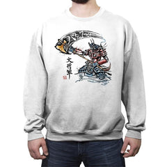 Shogun Prime - Crew Neck Sweatshirt - Crew Neck Sweatshirt - RIPT Apparel