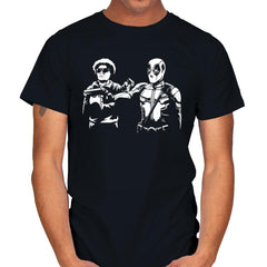 Pool Fiction - Best Seller - Mens - T-Shirts - RIPT Apparel