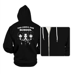 Ghoul School - Hoodies - Hoodies - RIPT Apparel