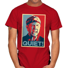 A Quiet Hope - Mens - T-Shirts - RIPT Apparel