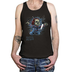 Wanna Play? - Tanktop - Tanktop - RIPT Apparel
