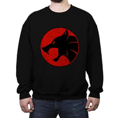 Thunderwolves - Crew Neck Sweatshirt - Crew Neck Sweatshirt - RIPT Apparel