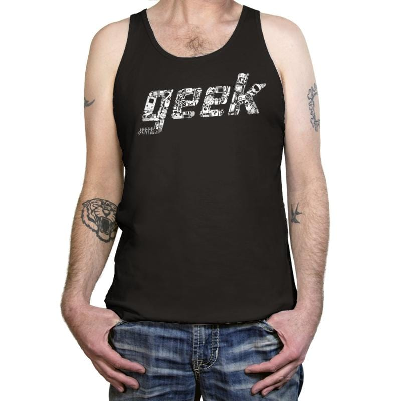 Geek It - Tanktop - Tanktop - RIPT Apparel