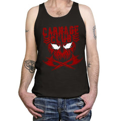 CARNAGE CLUB Exclusive - Tanktop - Tanktop - RIPT Apparel