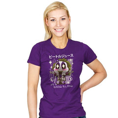 Kawaii Beetle - Womens - T-Shirts - RIPT Apparel
