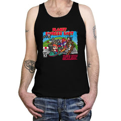 Planet Express Kart Exclusive - Tanktop - Tanktop - RIPT Apparel