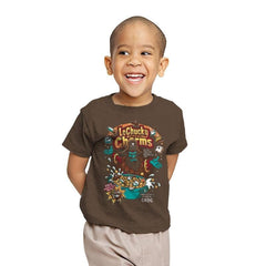 LeChucky Charms - Youth - T-Shirts - RIPT Apparel