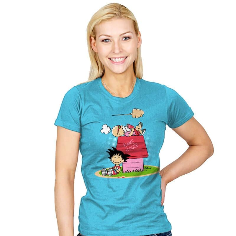 Master Peanuts - Womens - T-Shirts - RIPT Apparel