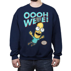 OOOH WEEE - Crew Neck Sweatshirt - Crew Neck Sweatshirt - RIPT Apparel