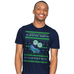 I've turned into a sweater - Mens - T-Shirts - RIPT Apparel