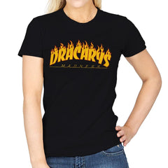 Draca or Die - Womens - T-Shirts - RIPT Apparel