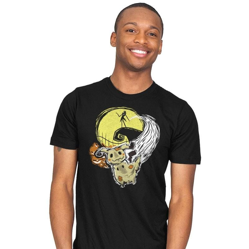 Nightmare Before Mimikyu - Mens - T-Shirts - RIPT Apparel