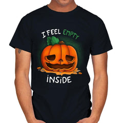 I Feel Empty Inside - Mens - T-Shirts - RIPT Apparel