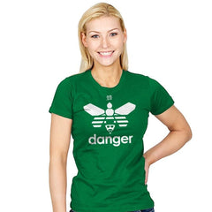 Danger Classic - Womens - T-Shirts - RIPT Apparel