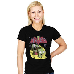 ZimGir - Womens - T-Shirts - RIPT Apparel