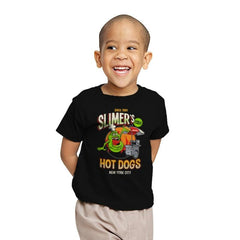 Slimer's Hot Dogs - Youth - T-Shirts - RIPT Apparel