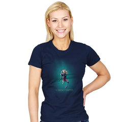 The Frog of Water - Womens - T-Shirts - RIPT Apparel