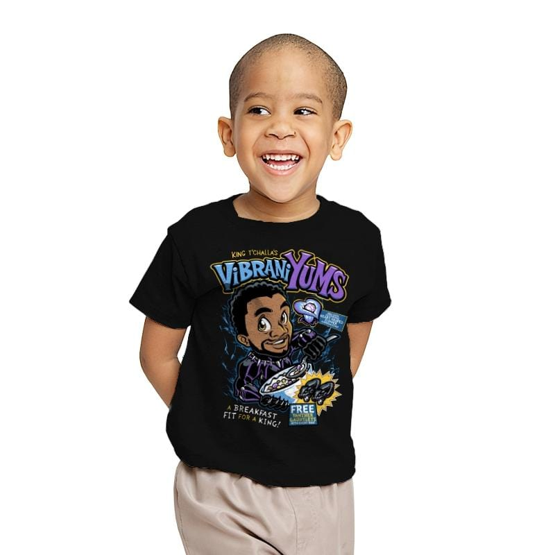 VibraniYums - Youth - T-Shirts - RIPT Apparel