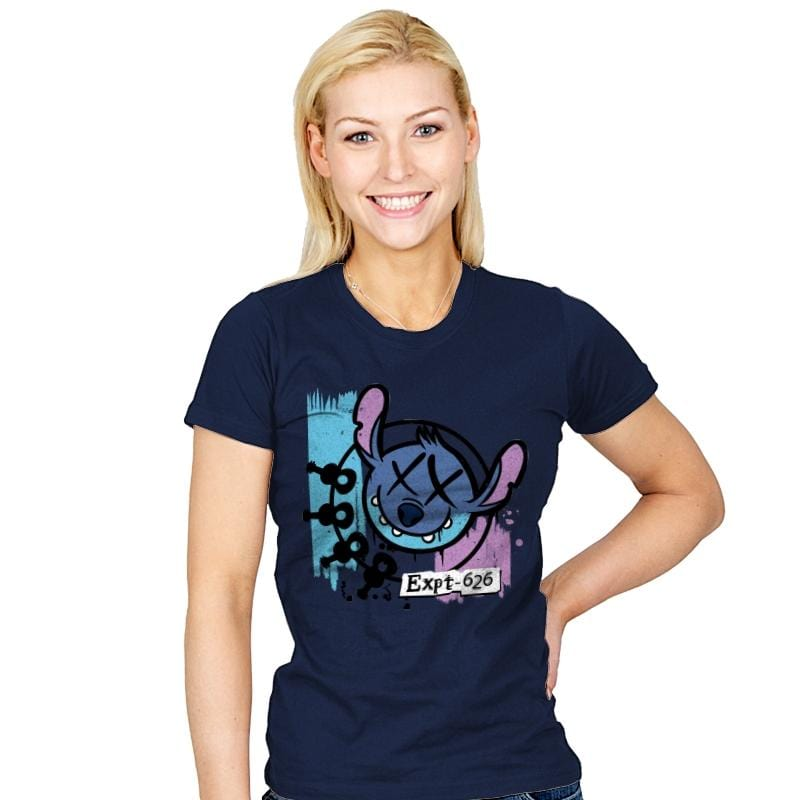 Expt-626 - Womens - T-Shirts - RIPT Apparel