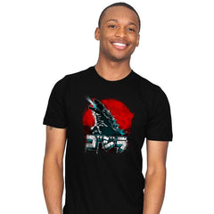 Daikaiju - Graffitees - Mens - T-Shirts - RIPT Apparel