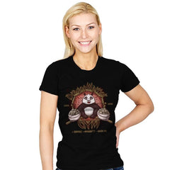 Dragon Warrior Gym - Womens - T-Shirts - RIPT Apparel