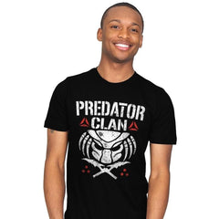 Predator Clan - Mens - T-Shirts - RIPT Apparel