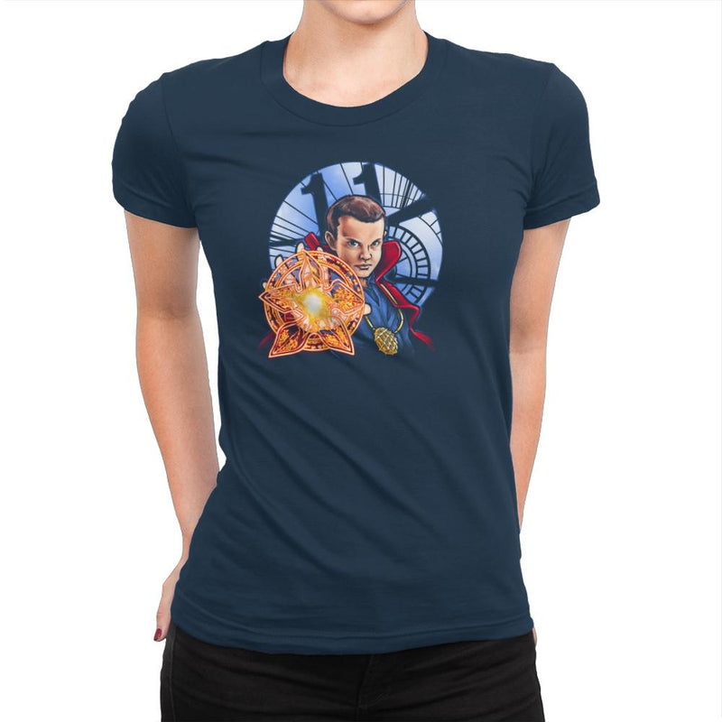 Stranger Doctor Exclusive - Womens Premium - T-Shirts - RIPT Apparel
