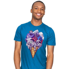 Ice Cream Conesoles - Mens - T-Shirts - RIPT Apparel