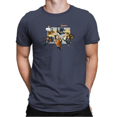 Super Star Kart: Lap VII Exclusive - Mens Premium - T-Shirts - RIPT Apparel