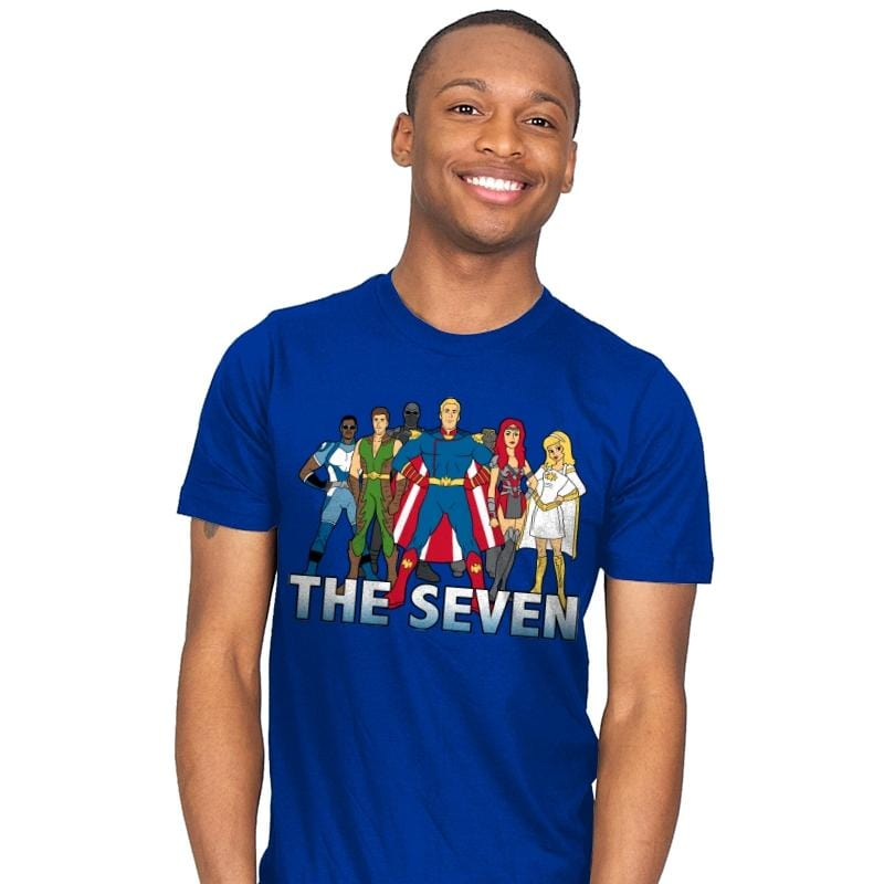 Cartoon Seven - Mens - T-Shirts - RIPT Apparel