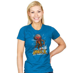 Animal X - Womens - T-Shirts - RIPT Apparel