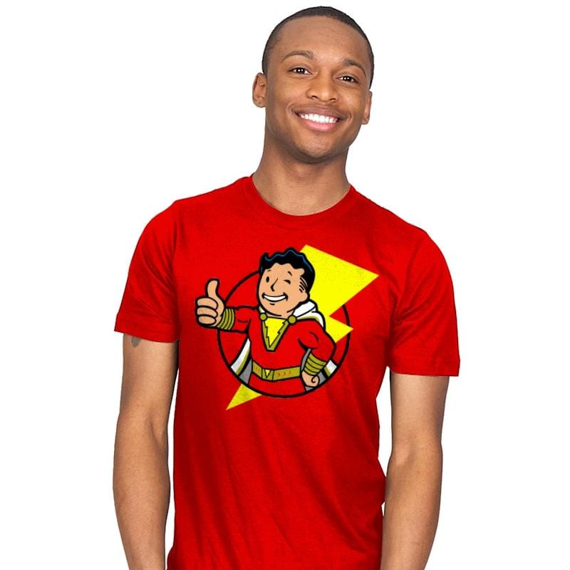 Vault Shazam - Mens - T-Shirts - RIPT Apparel