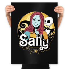Sally - Anytime - Prints - Posters - RIPT Apparel