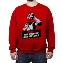 Deadtrooper - Anytime - Crew Neck Sweatshirt - Crew Neck Sweatshirt - RIPT Apparel