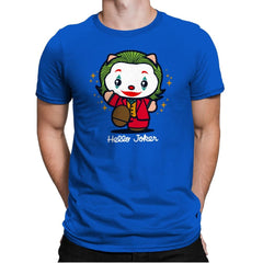 Hello Jokster - Mens Premium - T-Shirts - RIPT Apparel