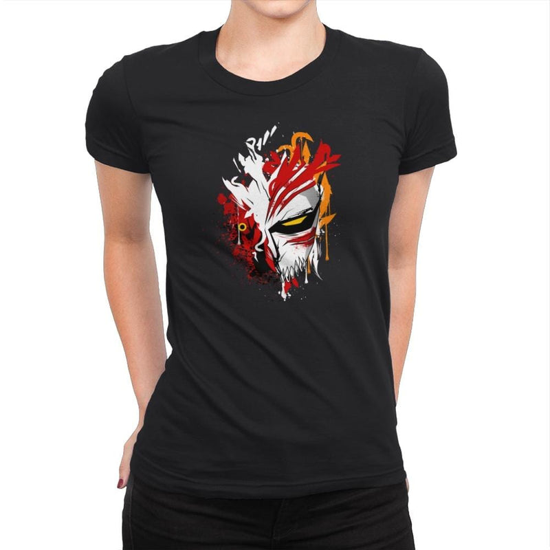 Hollow Style - Graffitees - Womens Premium - T-Shirts - RIPT Apparel