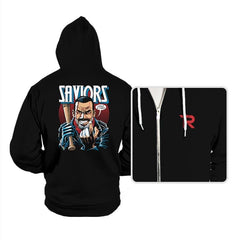 Saviors - Hoodies - Hoodies - RIPT Apparel