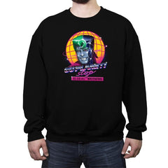 Rad Planet - Crew Neck Sweatshirt - Crew Neck Sweatshirt - RIPT Apparel